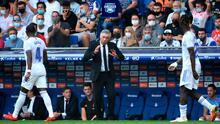"""Ancelotti con la mente en el Clásico: """"Veo a los jugadores enchufados"""""""