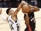 Bucks es el primer equipo semifinalista tras barrer al Heat