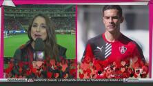 Las desatadas fanáticas en el Chivas vs Atlas declararon su amor por sus papacitos