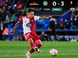 Néstor Araujo juega 23 minutos en triunfo del Celta sobre el Getafe; Macías fue suplente