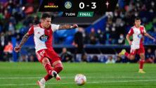 Macías no juega en triunfo de Celta sobre Getafe; Araujo, 23 minutos