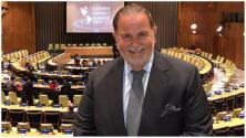 Raúl de Molina deja en alto el nombre de todos los latinos en las Naciones Unidas