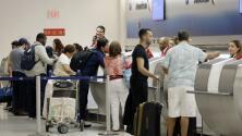 Cierran el aeropuerto de West Palm Beach ante la amenaza del huracán Dorian