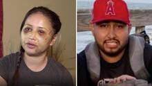 """""""Te vas a morir"""", buscan a sospechoso de golpear a su pareja con quien tiene cuatro hijos"""