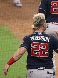 Los Braves controlan el partido de principio a fin y con un marcador de 6-2 a favor se quedan con el juego 1 de la Serie Mundial.