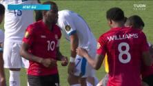 Resumen del partido Trinidad and Tobago vs El Salvador