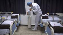 La escasez de oxígeno medicinal agudiza la emergencia desatada por el repunte de los casos de covid-19 en Nicaragua
