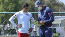 Cruz Azul ya entrena con Siboldi como protagonista