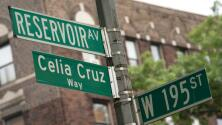 Nombran una calle de Nueva York en homenaje a Celia Cruz