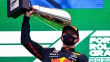 Max Verstappen se lleva el Gran Premio de Bélgica con sólo tres vueltas