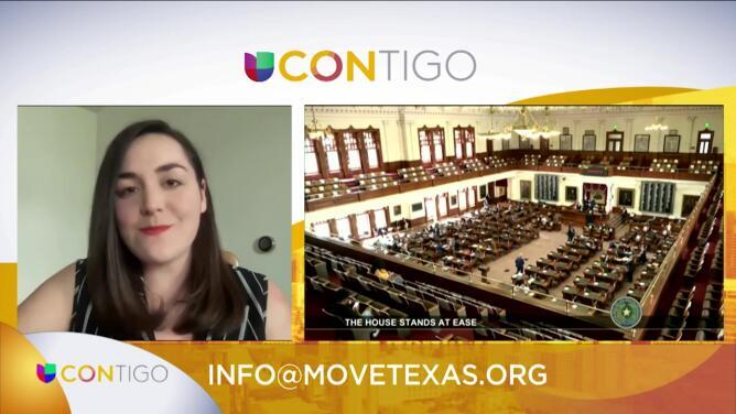El controvertido proyecto de ley de votación de Texas y como afecta la votación entre las comunidades hispanas