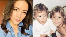 Fernanda Castillo tiene un guapo hermano que seguro no conocías: querrás que sea tu cuñada