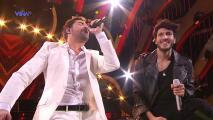 Viña del Mar unió las voces de David Bisbal y Sebastián Yatra al ritmo de 'A partir de hoy'