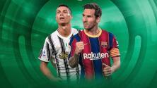 ¡Sin palabras! La imagen de Messi y CR7 de la que todos hablan