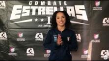 """Paulina Granados: """"Escogí las artes marciales porque depende de lo que yo haga"""""""