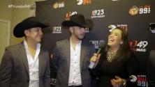 Karen 'La Coqueta' se burla de la caída de Edén Muñoz en pleno escenario