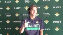 Diego Lainez realiza pruebas médicas con el Betis