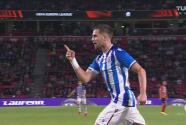 ¡Responden rápido! Januzaj la manda guardar para el 1-1 sobre PSV