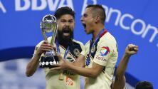"""Para Oribe Peralta, América """"siempre"""" es el centro de atención de todos los clubes en México"""