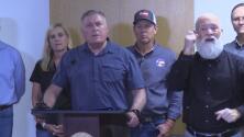 Habilitan I-16 hacia el oeste para que residentes de la costa puedan evacuar por el huracán Dorian