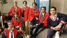 Primer vistazo a los protagonistas de la nueva versión de la serie 'Rebelde'