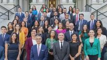 """""""Es por las futuras generaciones que estamos aquí"""": tres latinas que se han ganado un lugar en la Casa Blanca"""