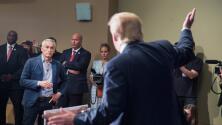 ¿Por qué Donald Trump expulsó s Jorge Ramos?