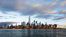 Tarde de cielo parcialmente nublado y tiempo seco para este lunes en Nueva York