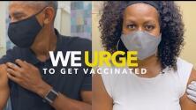 """""""Queremos que la pandemia termine lo antes posible"""": los expresidentes Carter, Bush, Clinton y Obama se unen a la campaña de vacunación"""