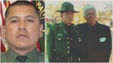 Padre del agente fronterizo muerto en Texas rechaza memorando oficial sobre la muerte de su hijo