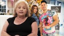 Mamá de Chyno Miranda rompe el silencio y habla de la supuesta separación del cantante y su esposa