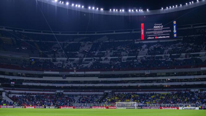 Concacaf, profundamente decepcionada de la afición de Cruz Azul