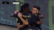 Golazo de Diego Rossi adelanta al LAFC en casa sobre Real Salt Lake