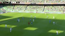 Resumen del partido Real Betis vs Celtic