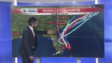 Temperaturas altas y cero precipitaciones en antesala para el huracán Dorian