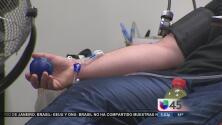 Debido al Zika, en Texas restringen donaciones de sangre