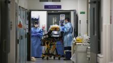 """""""Llegan con un pie en la tumba"""": preocupación en Houston por contagiados con coronavirus que requieren hospitalización"""