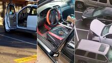 Recomendaciones de la policía de Dallas para evitar el robo de vehículos
