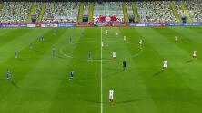 Resumen del partido Croacia vs Chipre