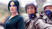 """Cecilia Galliano y Sebastián Rulli están unidos y se """"apoyan"""" por el bien de su hijo Santiago"""
