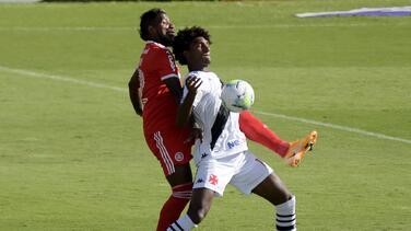 New York City FC podría incorporar a delantero de Vasco da Gama