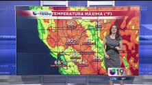 Temperaturas cálidas en Sacramento durante este fin de semana