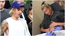 ¿Justin Bieber y su esposa están esperando bebé o sólo fue una broma para el Día de los Inocentes?