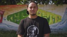 Kelvin Enamorado creó el grupo 'Warriors' para que los niños no abandonen Honduras o se unan a las pandillas