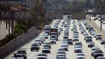 No se registra congestión vehicular en las principales vías de Los Ángeles esta mañana