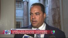 Candidato a alcaldía de Guaynabo Carmelo Ríos niega acusaciones de machismo