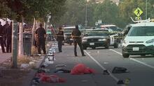 Tiroteo masivo en Oakland mancha la celebración de 'Juneteenth', dejando un muerto y varios heridos