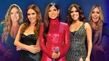 Belleza y porte: así lucieron Alejandra Espinoza, juezas e invitadas durante la cuarta gala de NBL