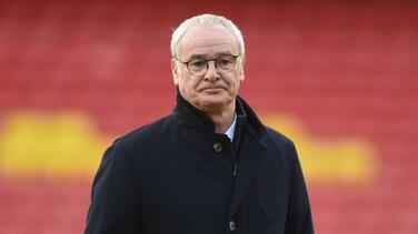 Claudio Ranieri no seguirá al frente de la Sampdoria