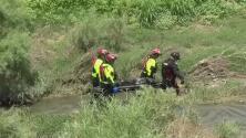 Hallan el cuerpo de un migrante en el río Bravo y reiteran el llamado a no arriesgarse para cruzar la frontera